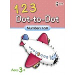 Dot-to-Dot 123 (Numbers 1-50)