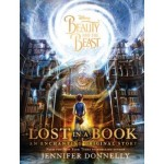 Disney Beauty & The Beast Novel Lost In A Book