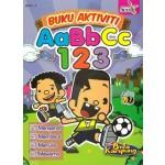 BUKU AKTIVITI AaBbCc 123 - BOLA KAMPUNG