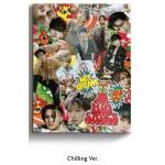 NCT DREAM - 1ST ALBUM : HOT SAUCE (PHOTOBOOK CHILLING VER.)