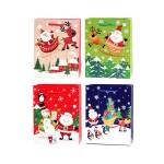 CHRISTMAS GIFT BAG 18*8*23CM