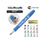 ARTLINE DECORITE BRUSH EDF-F, BLUE