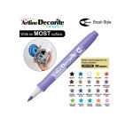ARTLINE DECORITE BRUSH EDFM-F, METALLIC PURPLE