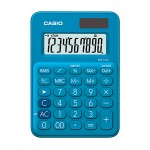 CASIO CALCULATOR MS-7UC-BU, BLUE