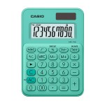 CASIO CALCULATOR MS-7UC-GN, GREEN