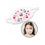 SANRIO HELLO KITTY COTTON REUSABLE KIDS FACE MASK 10.5*15*0.4CM