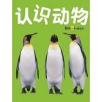 基础认知游戏书: 认识动物