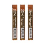 Pilot Eno 0.5mm Pencil Lead 2B (3 Pieces in Pack)