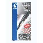 Pilot G2 Gel Pen 0.5mm Black in Dozen Pack (12 pieces)