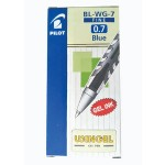 Pilot Wingel Gel Pen 0.7mm Blue Dozen Pack (12 pieces)