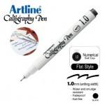 ARTLINE CALLIGRAPHY PEN EK-241N 1.0MM BLACK