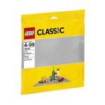LEGO GRAY BASEPLATE