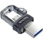 SANDISK M3.0 64GB ULTRA DUAL FLASH DRIVE
