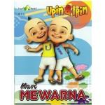 MARI MEWARNA UPIN & IPIN 1A: BUKU 1