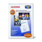 AURORA LAMINATING POUCH A4 30 SHEETS