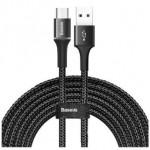 BASEUS CAMGH-E01 MICRO USB CABLE 2A 3METRE BLACK