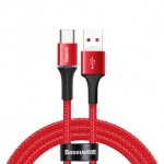 BASEUS CATGH-G09 TYPE-C CABLE 40W 1METRE RED