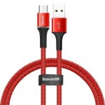 BASEUS CAMGH-B09 MICRO USB CABLE 3A 1METRE RED