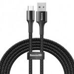BASEUS CAMGH-C01 MICRO USB CABLE 2A 2METRE BLACK