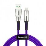 BASEUS CAMRD-B05 MICRO USB CABLE 4A 1METRE PURPLE