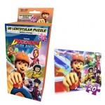 BOBOIBOY 3D PUZZLE A5 - 20 II