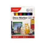 MONAMI 460 Deco Marker Set - Basic