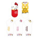 SANRIO CHARACTERS ANKLE SOCKS- ASSORTED COLOURS