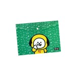 BT21 BUTTON FILE A4 (CHIMMY)