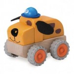 WONDERWORLD POLICE DOG CAR