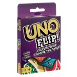 MATTEL UNO FLIP SIDE CARD