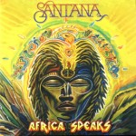 AFRICA SPEAKS -SANTANA (2LP)