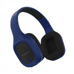 SONICGEAR AIRPHONE 5 BLUETOOTH HEADPHONE BLACK DEEP BLUE