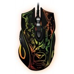 ALCATROZ GAMING MOUSE X-CRAFT PRO SILENT Z7000