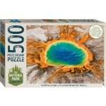 HINKLER NATIONAL PARK COLLECTION JIGSAW YELLOWSTONE WYOMING 500 PCS
