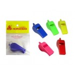 WHISTLES PLASTIC (RANDOM COLOR)