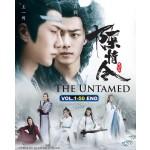 陈情令 THE UNTAMED (12DVD)