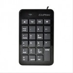 Cliptec RZK231 USB 2.0 Numeric Keypad