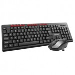 CLIPTEC RZK341 WIRELESS SILENT KEYBOARD & MOUSE COMBO