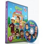 OMAR & HANA VOL.1 LAGU KANAK- KANAK ISLAM ( DVD. )