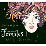 Colour and Relax: Fabulous Females