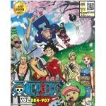 ONE PIECE 海贼王 BOX28 V884-907 (3DVD)