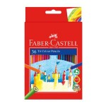 FABER-CASTELL TRI COLOUR PENCILS - 36 LONG