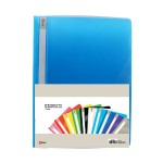 POP BAZIC MANAGEMENT FILE A4 BLUE 12 IN 1
