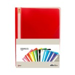 POP BAZIC MANAGEMENT FILE A4 RED 12 IN 1