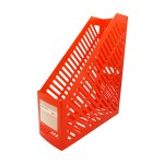 "POP BAZIC PP MAGAZINE HOLDER 3"" RED"