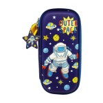 MULTI-FUNCTIONAL EVA DAZZLING ZIPPER CASE (SMALL)- OUTER SPACE 9080-21