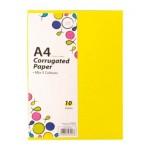 PA 10PCS CORRUGATED PAPER-5COLS