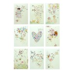 GREETING CARD 13*16CM (ASSORTED 9 DESIGNS)