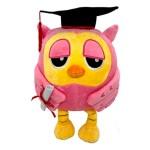 "GRADUATION PLUSH- OWL 10"""