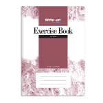 CAMPAP WRITE-ON EXERCISE BOOK A4 70GSM 160 SHEETS